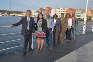 Team members FLTR: Ivan, Haydee, Jamir, Sherlyne, o Dennis, Irmgard and Malcolm